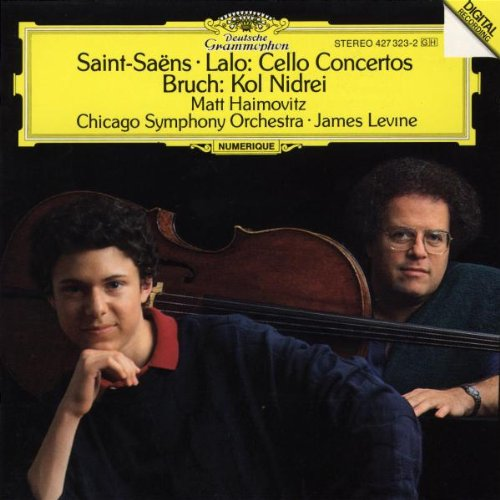 Saint-Saens: Cello Concertos / Bruch: Kol Nidrei / Lalo: Concerto for Violoncello and Orchestra in D Minor