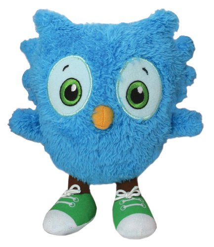 Daniel Tiger's Neighborhood O The Owl Mini Plush