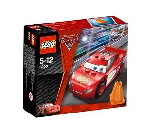 LEGO Cars 8200 - Rayo McQueen en Radiator Springs