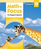 Math in Focus Grade KB Kit 2nd Semester (Singapore Math)