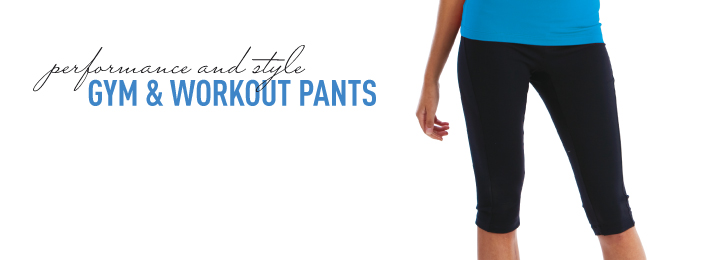 Fit Couture Women's Workout Pants