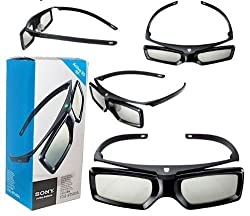 Sony TDG-BT400A 3D Active Glasses for Sony 3D TV (RF) (2Glasses)