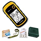 Garmin eTrex 10 Handheld GPS Geocaching Bundle