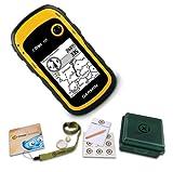 Garmin Bundle GPS-Handger�t etrex 10 + Geocaching Starterkit; gelb/schwarz; 010-00970-05