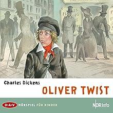 Oliver Twist (       ungekürzt) von Charles Dickens Gesprochen von: Thorsten Hierse