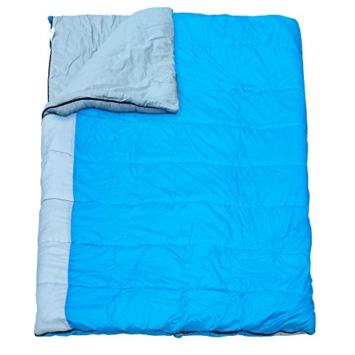 redstone-xl-double-sleeping-bag-converts-into-2-singles-warm-400gsm-fill-210cm-length