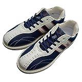 Dexter ボウリング シューズ Ds38 ネイビー・ホワイト 26.5cm 右投げ デクスター ボウリング用品 靴 ボーリング グッズ