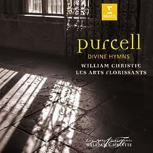 Purcell - Divine Hymns (Harmonia Sacra) / Les Arts Florissants, Christie