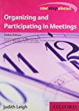 Organizing and Participating in Meetings