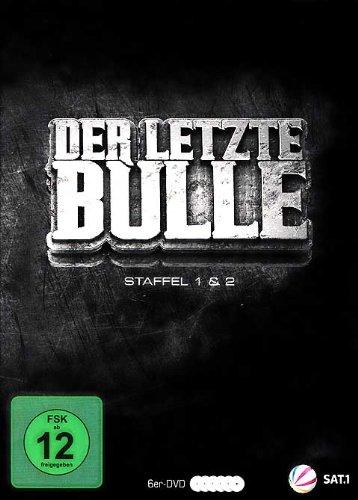 Der letzte Bulle - Staffel 1+2 [6 DVDs]
