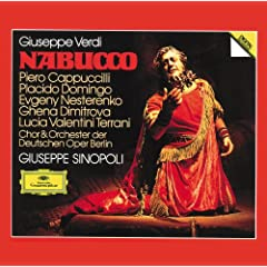 Nabucco / Act 1 - O vinti, il capo a terra! (Nabucco, Zaccaria, Ismaele, Abigaille, Anna, Fenena, Coro)