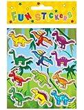6 Packs Mini Dinosaur Stickers Boys Party Loot Bag Fillers