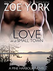 Love in a Small Town: The Soldier's Second Chance (Pine Harbour Book 1)