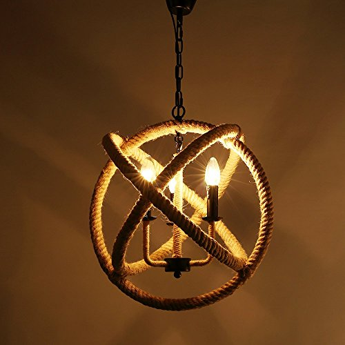 lixada-3-arms-e14-hanging-hemp-rope-ball-shaped-ceiling-pendant-light-vintage-retro-country-style-ch