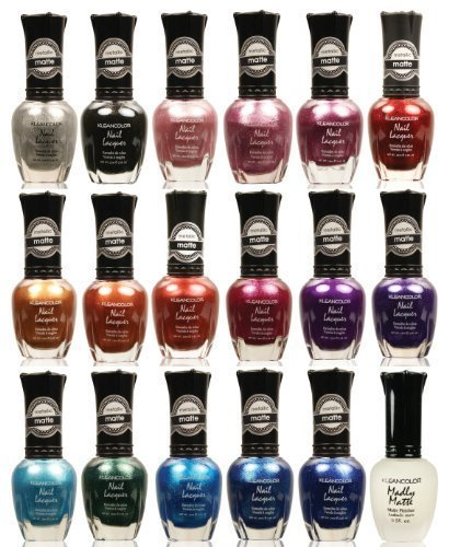 Mighty-Gadget-Kleancolor-Complete-Matte-Metallic-Set-with-Bonus-Madly-Matte-18pc-Set-MG-Kleancolor-Collection-2013-Matte-B