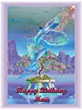 "Single Source Party Supply - Dolphins Edible Icing Image #1-8.0"" x 10.5"""