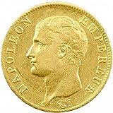アンティークコイン フランス金貨 プレミアエンペラー ナポレオン 1806年20フラン グレード SUP極美品
