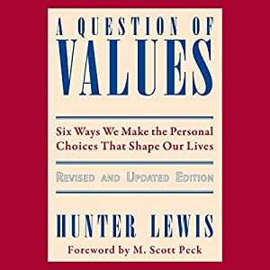A Question of Values Audiobook