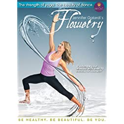 Flowetry: The Strength Of Yoga, The Beauty Of Dance