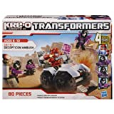Kre-o Transformers Deception Ambush Set