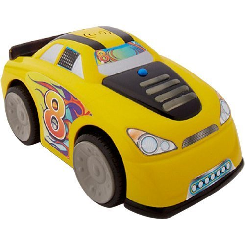 Fun Years Scream 'N' Speed Car - Yellow - 1