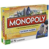 Monopoly Electronic Banking Edition (London UK)