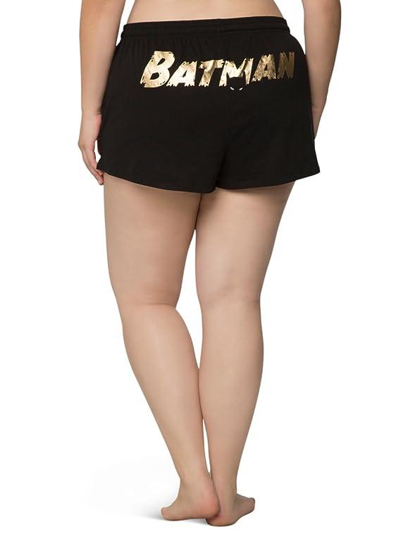 Batman Foil Sleep Shorts