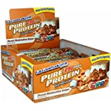 Cheap Pure Protein High Protein Bar 6 x 50g Bar(s) - Chocolate Deluxe -image