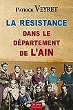 """Afficher """"La Résistance dans le département de l'Ain"""""""