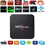 Kekilo MXQ Pro Android 5.1 TV Box Aml...