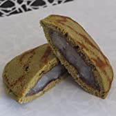marukaku お茶の どら焼き (白餡・粒餡)1個 自社農園 静岡県産 一番茶を練り込んだ生地や餡で仕上げたマル覚オリジナル 甘さ控えめのお茶屋さんならではの香り高い贅沢などらやき