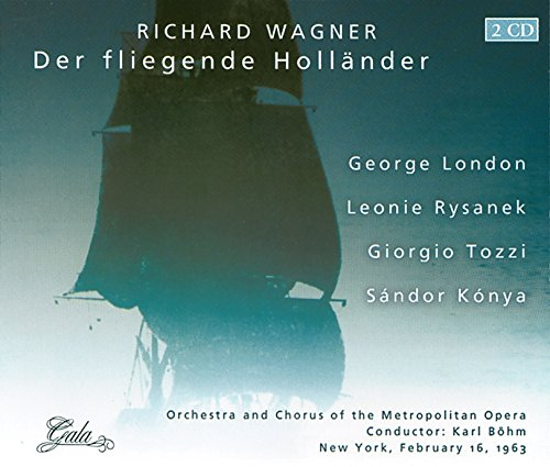 Wagner: Flying Dutchman (Wagner Bohm compare prices)