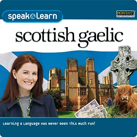 Speak & Learn Scottish Gaelic [Download]