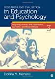 img - for Research and Evaluation in Education and Psychology: Integrating Diversity With Quantitative, Qualitative, and Mixed Methods book / textbook / text book