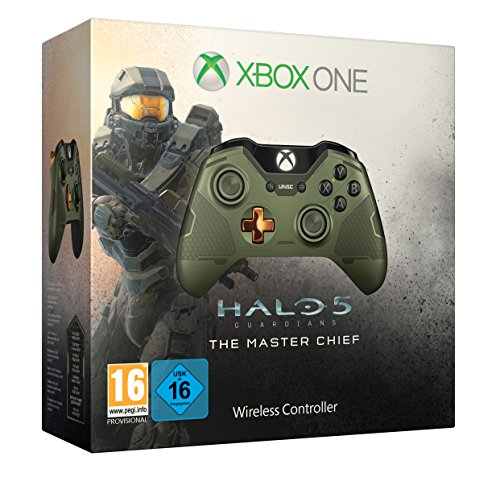 Xbox One: Wireless Controller - Halo 5 Edition [Limited]