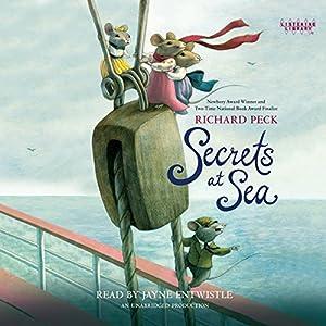 Secrets at Sea Audiobook