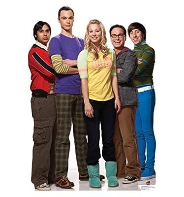 The Big Bang Theory - Advanced Graphics Life Size Cardboard Standup