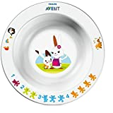 Philips Avent SCF706 Toddler bowl small 6m White