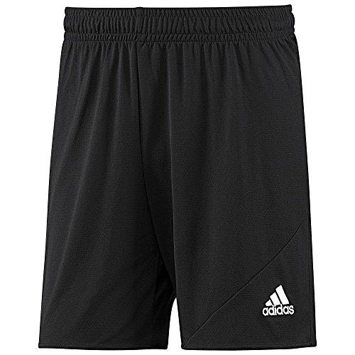 adidas Men's Striker 13 Soccer Short 2013 (L), Black Adidas Climalite Shorts