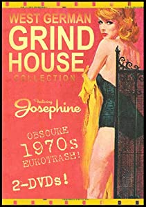 West German Grindhouse Collection featuring Josephine
