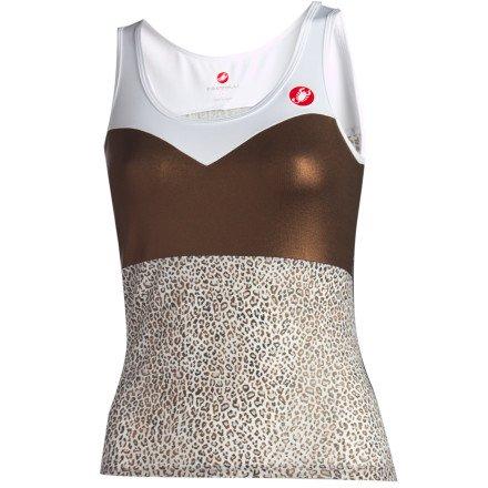 Buy Low Price Castelli Safari Sleeveless Women's Top (B00790VGSY)