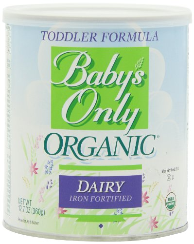 Baby's Only Organic Dairy Formula, 12.7 Ounce