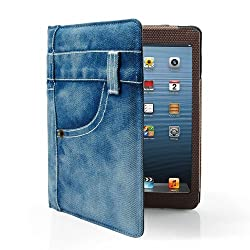 Jean Jacket for iPad mini Tablet