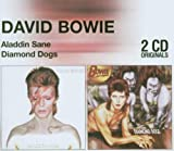 Aladdin Sane/Diamond Dogs by David Bowie