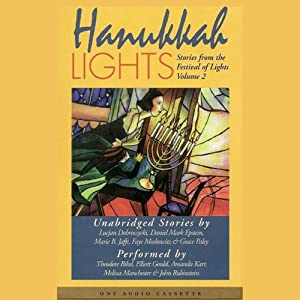 Hannukah Lights Audiobook