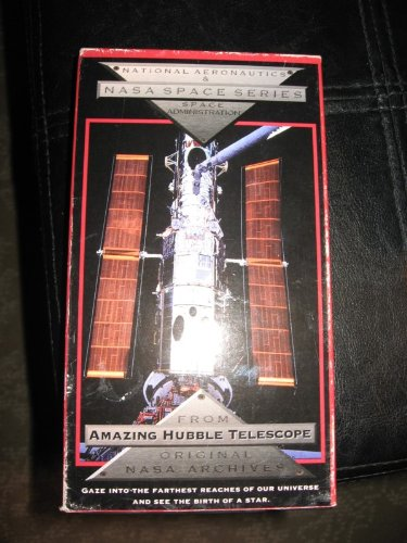 Amazing Hubble Telescope [Vhs]