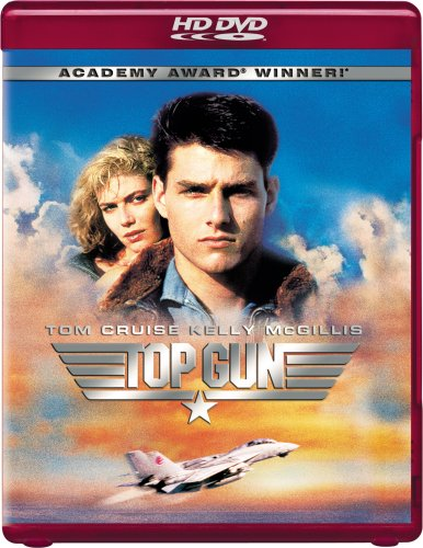 Cover art for  Top Gun [HD DVD]