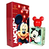 Disney Mickey Mouse Rubber Collection Eau-de-toilette Spray, 1.7-Ounce