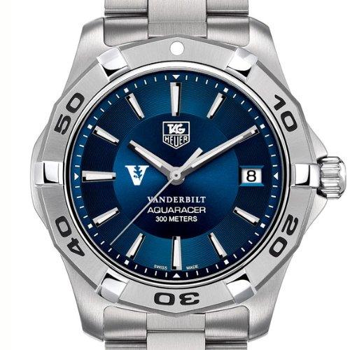 Vanderbilt Men'S Steel Aquaracer With Blue DialâÂ