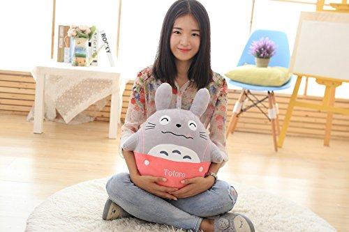Best Xinlong Totoro Blue Soft Toy Plush 45cm